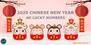 4D lucky numbers 2020